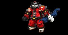 Rojo Mega Bloks