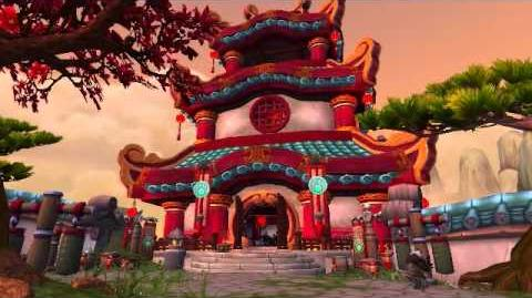 Mists of Pandaria beta - Shang Xi Training Grounds