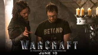 "Warcraft - Featurette ""Director's Vision"" (HD)"