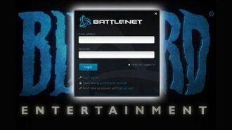 Updating your Battle.net account login (email address and password)