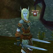 High Elven Warrior female