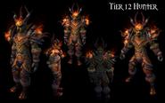 Tier 12 Hunter Armor