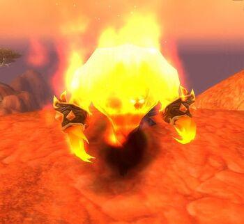Minor Manifestation of Fire