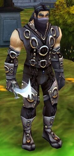 Marzon the Silent Blade