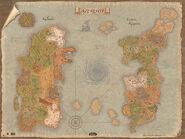 Topographyworldmap