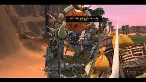 Cataclysm - Harrison Jones Uldum Cutscenes (complete)