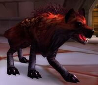 Scarlet Tracking Hound