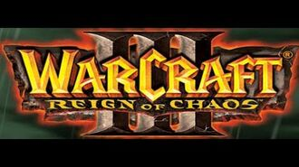 Warcraft 3- ROC – Interlude- Jaina's Meeting - Human Campaign