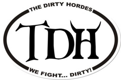 TDH bumper sticker