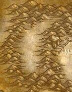 Western Dun Morogh map