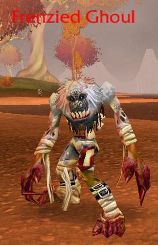 Frenzied Ghoul