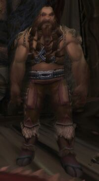 Ancient Male Vrykul