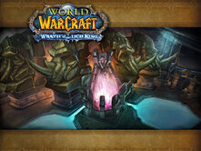 Gundrak loading screen