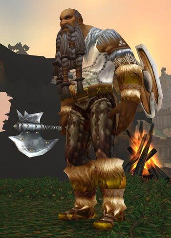 Winterskorn Warrior