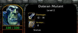 Dalaran Mutant