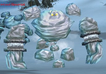 Iceshard Elemental