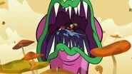 S1e6b Giant worm appears