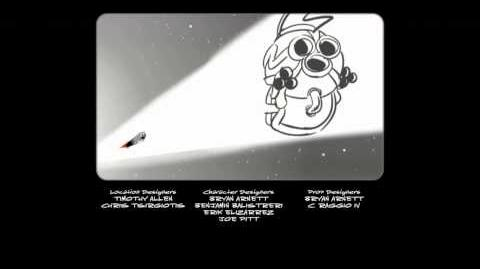 The Good Deed - Storyboards