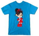 Vanellope's Trench Casual (T-Shirt)