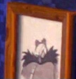 Eggman's picture frame at tapers