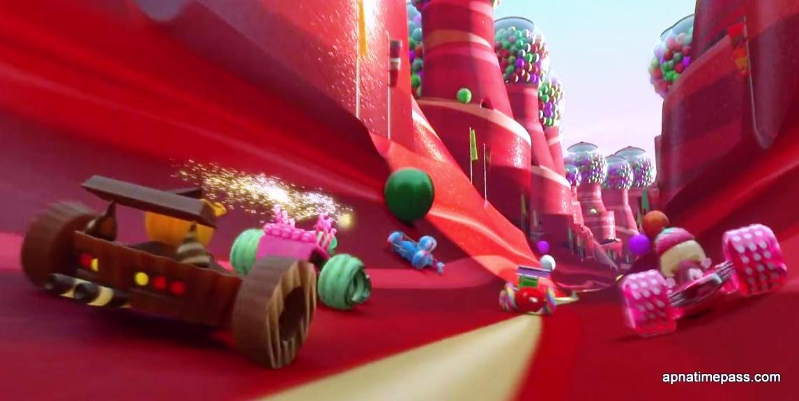 Image Sugar Rush Race Jpg Wreck It Ralph Wiki Fandom