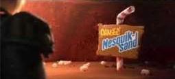 Nesquik Sand 1