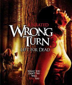 Wrong Turn 3 Poster