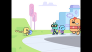 023 Wubbzy Confronts Buggy, Huggy and Earl
