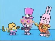 Wow Wow Wubbzy - Wuzzles in costume