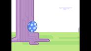005 Kickety-Kick Ball Bounces Off Tree 4