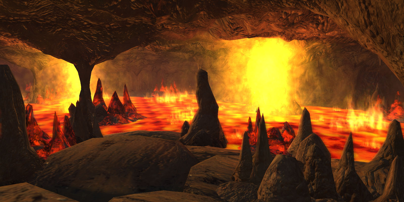 Game Maker Lava Beetle Caves Wulverheim Wiki Fandom Powered By Wikia