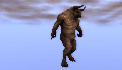Minotaur Shaman