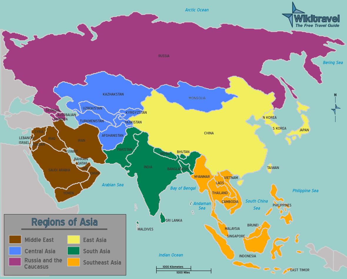 asia karte ile ilgili görsel sonucu Karte asien
