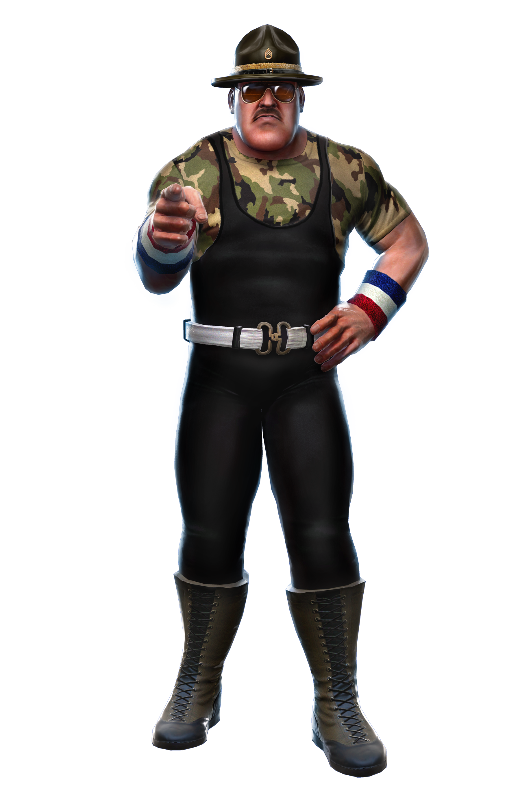 Edge, The - Macho Man