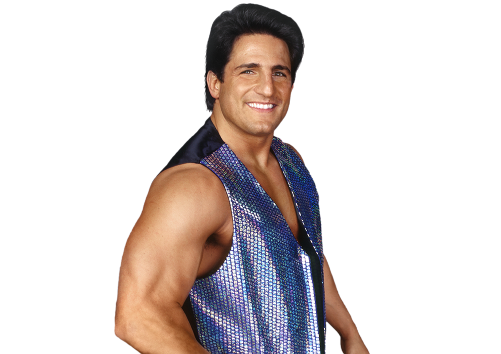 Disco Inferno Wrestler