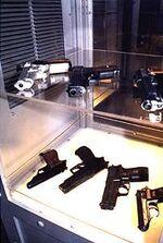 Firearms X-Files Expo Guns