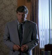 Robert Dorland in his office