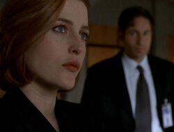 Scully Mulder Skinner office Memento Mori