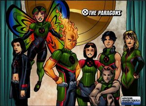 Paragons Squad (Earth-616)
