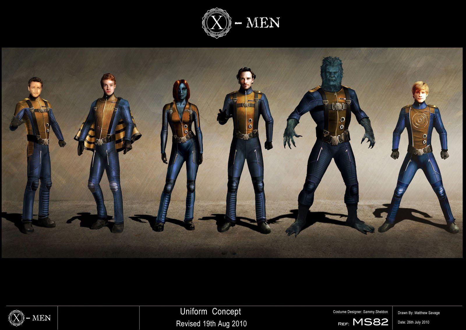 X Men First Class Wiki 17