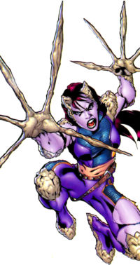 Marrow (X-Cell; former X-Men/Gene Nation/Weapon X member)