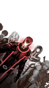 Uncanny X-Men Vol 3 1 Textless