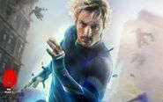 Quicksilver Avengers Age of Ultron 2015 Wallpaper Payoff