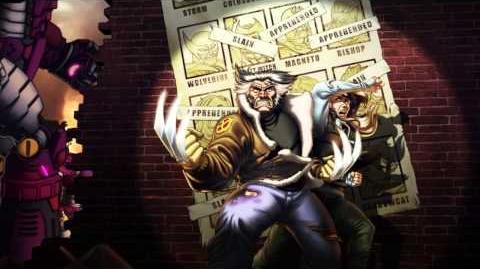 Uncanny X-Men Days of Future Past - Game Trailer