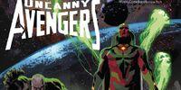 Uncanny Avengers Vol. 1: Counter-Evolutionary