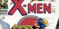 X-Men Volume 1 21
