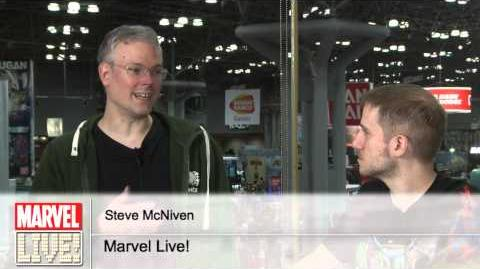 Steve McNiven Discusses Creating Death of Wolverine on Marvel LIVE! at NYCC 2014