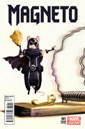 Magneto Vol 3 1 Animal Variant
