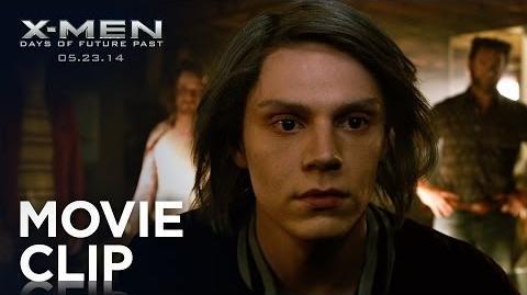 X-Men Days of Future Past Quicksilver Clip HD 20th Century FOX
