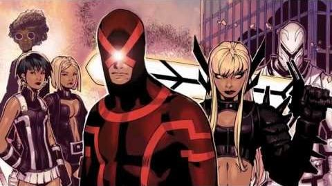 Uncanny X-Men 8 Cover Recap - Marvel AR